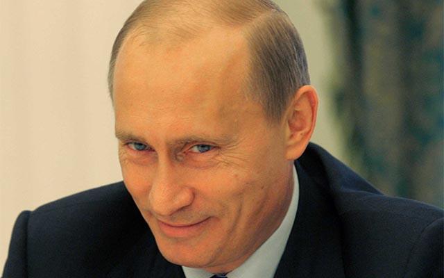 Hãng tin Pháp vinh danh ông Putin là có người ảnh hưởng nhất năm 2014