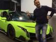 Đại gia sắm hai siêu xe Lamborghini Veneno trong 1 năm