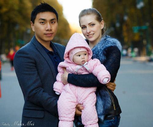 Chuyện tình chàng SV nghèo và cô gái Ukraine xinh đẹp