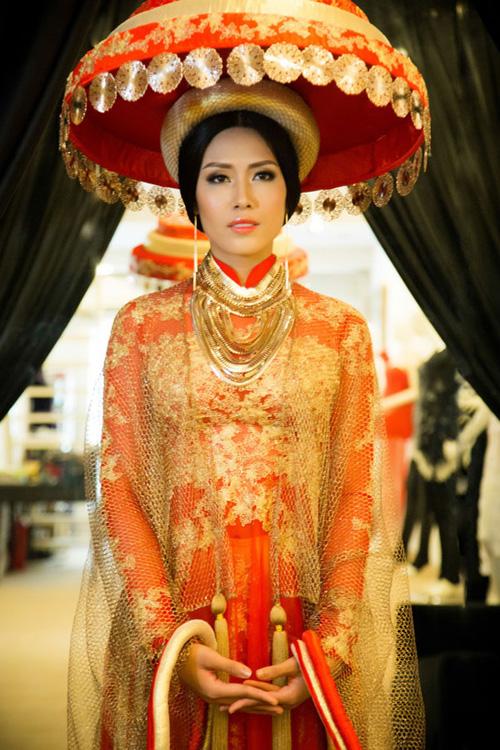 Hành trình Nguyễn Thị Loan lọt top 25 Hoa Hậu Thế giới - 14