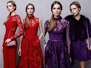 Đón giá lạnh cùng váy áo đẹp mê hồn của Elie Saab