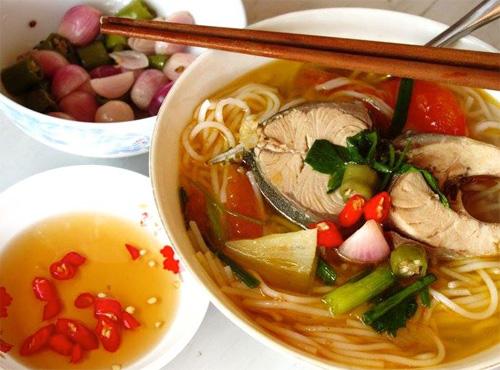 Ăn sáng bún chả cá, bún cá ngừ đúng chất Đà Nẵng - 5