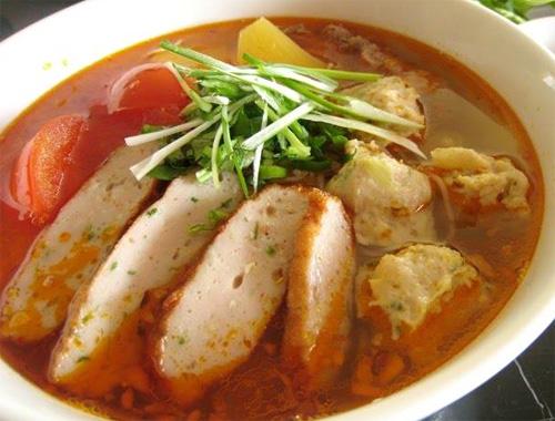 Ăn sáng bún chả cá, bún cá ngừ đúng chất Đà Nẵng - 1