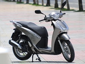 """""""Sùng bái"""" SH 150i, người Việt mua gần 2.000 chiếc/tháng"""