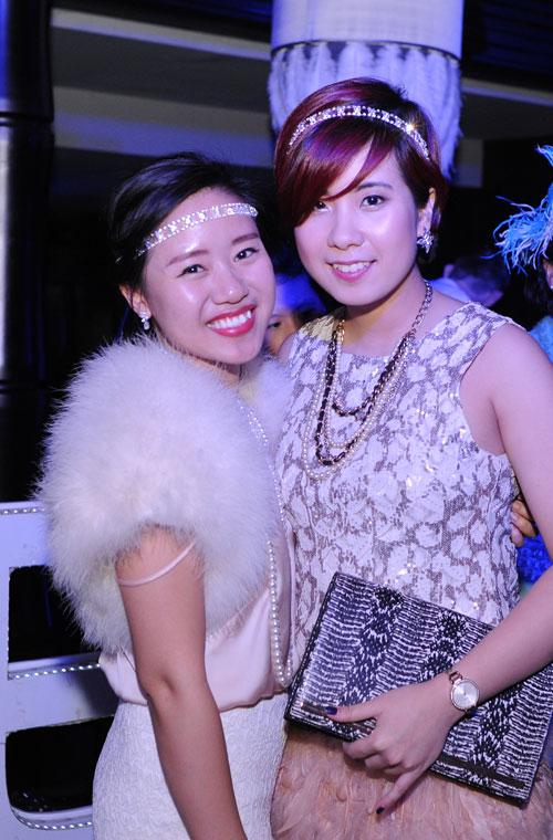 """Tín đồ Việt thử sức với thời trang """"đại gia Gatsby"""" - 1"""