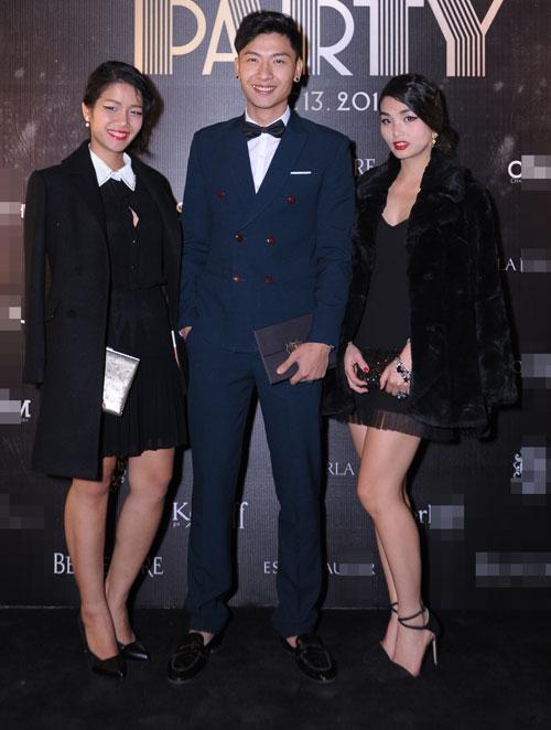 """Tín đồ Việt thử sức với thời trang """"đại gia Gatsby"""" - 6"""