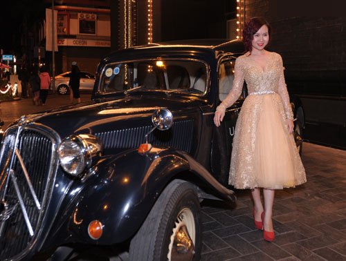 """Tín đồ Việt thử sức với thời trang """"đại gia Gatsby"""" - 7"""