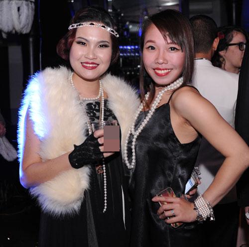 """Tín đồ Việt thử sức với thời trang """"đại gia Gatsby"""" - 3"""