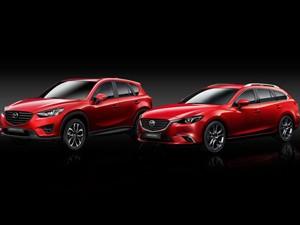 Mazda CX-5 và Mazda6 sắp ra mắt tại Geneva