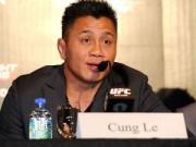 UFC phản pháo vụ kiện của Cung Lê
