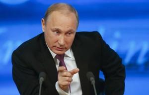 """Putin: Khi """"gấu Nga"""" mất hết móng vuốt"""