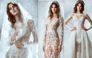 Đẹp mê hồn váy cưới nữ thần của Zuhair Murad