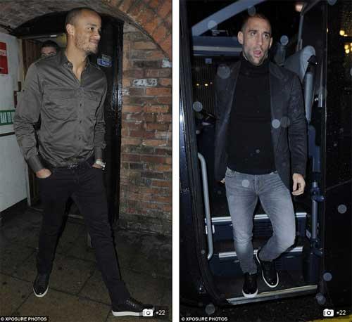 Man City và Arsenal đón Giáng sinh theo cách riêng biệt - 2