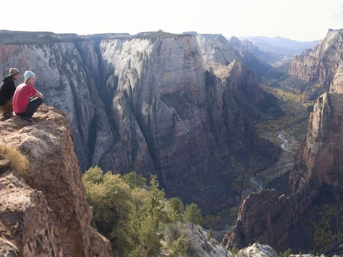 """Công viên quốc gia Zion, """"ốc đảo"""" khổng lồ ở nước Mỹ - 10"""