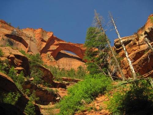"""Công viên quốc gia Zion, """"ốc đảo"""" khổng lồ ở nước Mỹ - 2"""