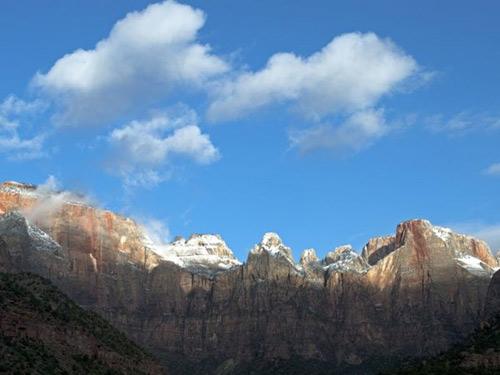 """Công viên quốc gia Zion, """"ốc đảo"""" khổng lồ ở nước Mỹ - 6"""