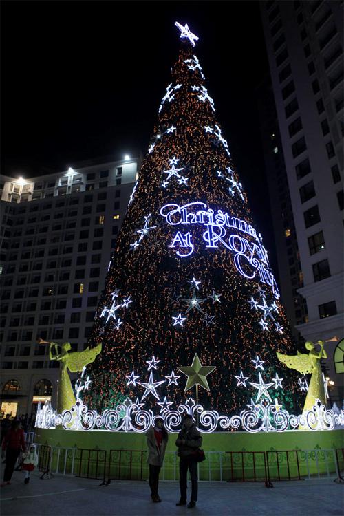 """Ngắm những cây thông """"khủng"""" nhất mùa Giáng sinh 2014 - 9"""