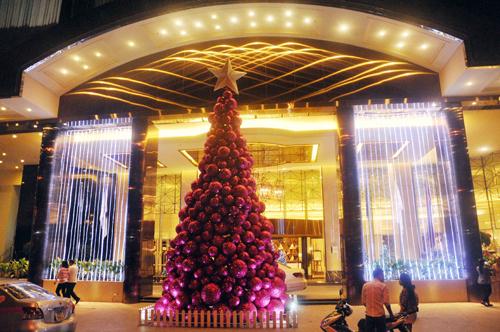 """Ngắm những cây thông """"khủng"""" nhất mùa Giáng sinh 2014 - 6"""