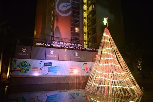 """Ngắm những cây thông """"khủng"""" nhất mùa Giáng sinh 2014 - 17"""