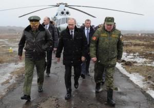 Kinh tế khó khăn, Putin vẫn quyết hiện đại hóa quân đội