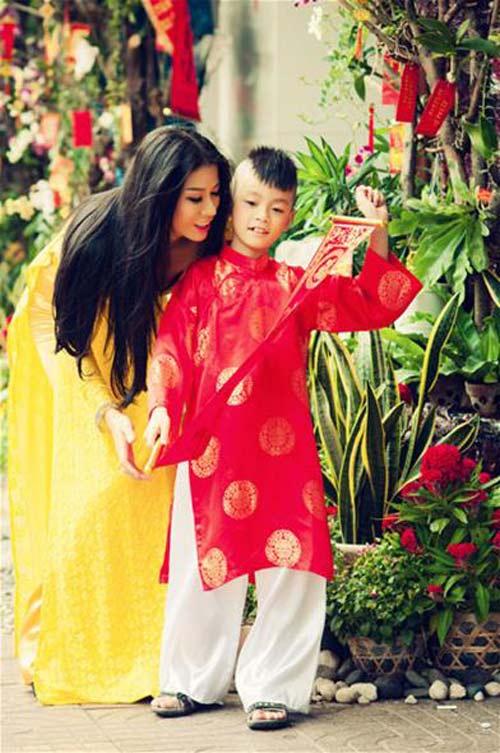 Trang Trần lần đầu chia sẻ về cậu con nuôi đặc biệt - 2