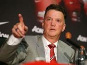 MU và Van Gaal: Còn đâu cửa vô địch