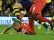 Đổ máu, Skrtel vẫn nén đau giải cứu Liverpool