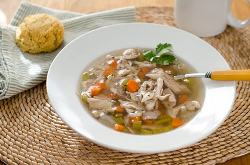 Mẹo nhỏ giúp món súp ngày đông thêm ngon miệng - 3