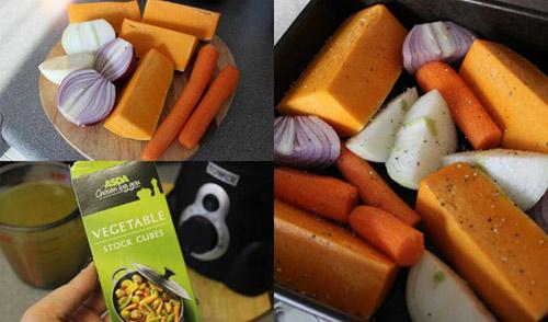 Mẹo nhỏ giúp món súp ngày đông thêm ngon miệng - 1