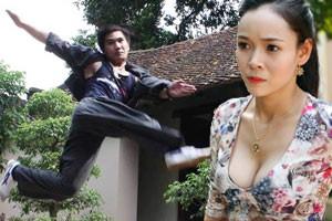 Clip võ thuật hài hước trong phim hài Tết Việt 2015