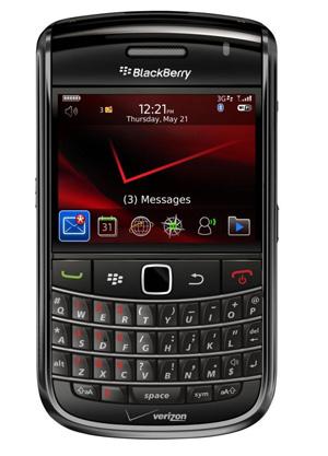 5 ưu điểm của Blackberry 9650 khiến người dùng mê mẩn - 1