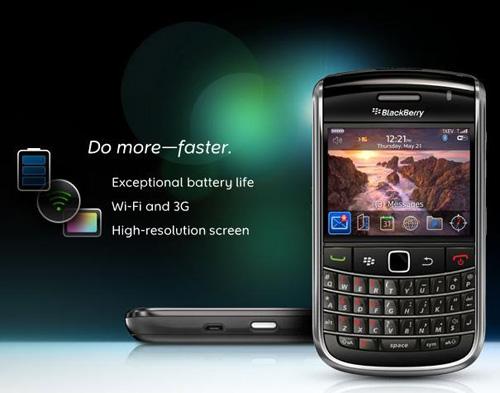 5 ưu điểm của Blackberry 9650 khiến người dùng mê mẩn - 2
