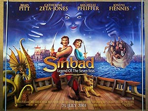Trailer phim: Sinbad: Legend Of The Seven Seas