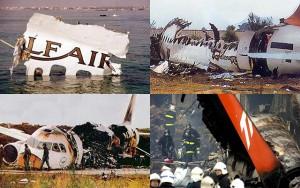 Những tai nạn máy bay Airbus 320 thảm khốc nhất