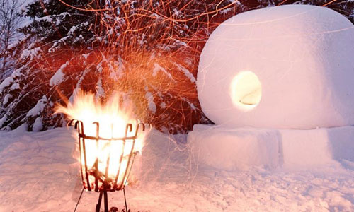Mùa đông châu Âu và 10 trải nghiệm thú vị - 2