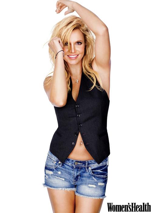 """Britney Spears tiết lộ tuyệt kỹ """"đánh tan"""" mỡ thừa - 1"""