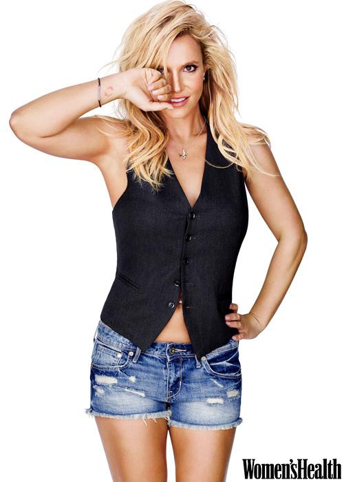 """Britney Spears tiết lộ tuyệt kỹ """"đánh tan"""" mỡ thừa - 5"""