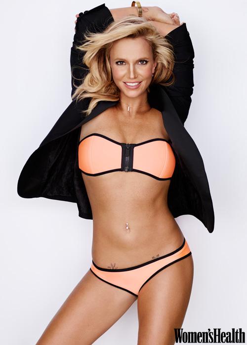 """Britney Spears tiết lộ tuyệt kỹ """"đánh tan"""" mỡ thừa - 7"""