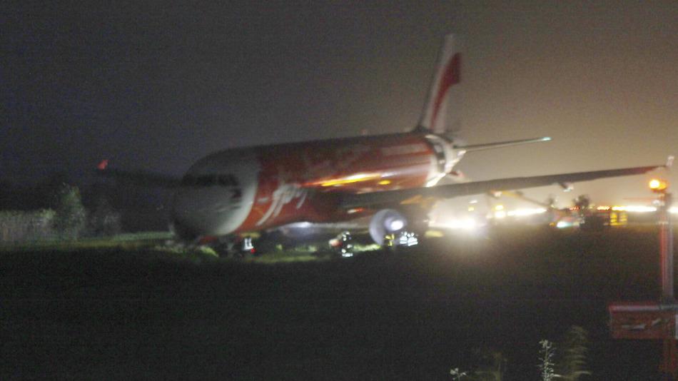 Thêm máy bay AirAsia gặp tai nạn ở Philippines - 1