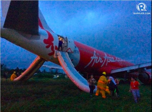 Thêm máy bay AirAsia gặp tai nạn ở Philippines - 2