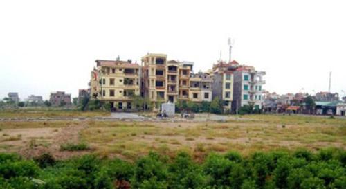 Hà Nội: Đất thổ cư ngoại thành lại đông khách - 1