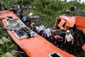 Những vụ tai nạn thảm khốc năm 2014