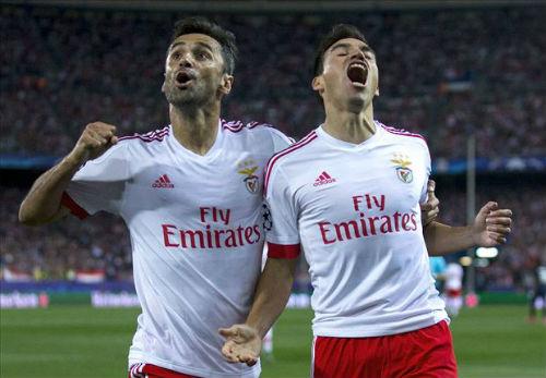Atletico – Benfica: Kết cục cay đắng - 1