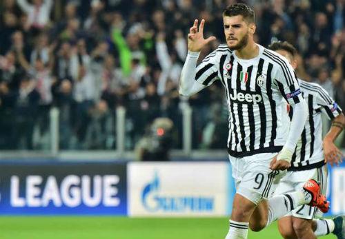 Juventus – Sevilla: Không thể chống đỡ - 1