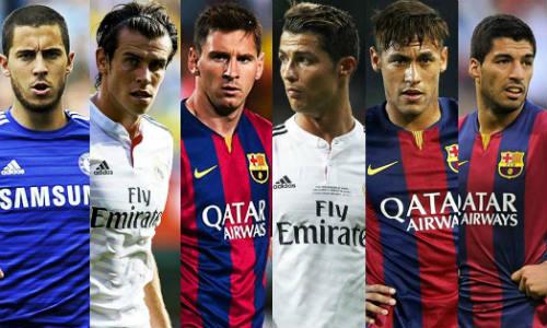 """Đối trọng CR7- Messi: Đừng """"chết"""" trong kì vọng - 1"""