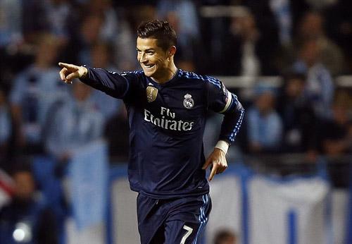 Chùm ảnh: Ronaldo hân hoan trong ngày đi vào lịch sử - 6