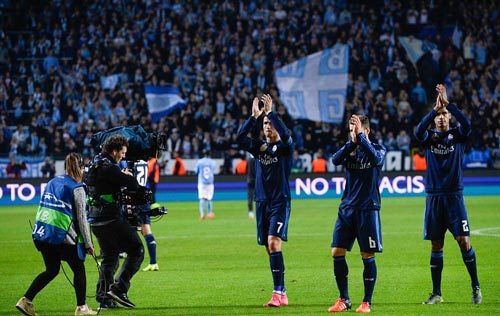 Chùm ảnh: Ronaldo hân hoan trong ngày đi vào lịch sử - 8