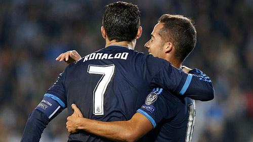 Ronaldo xứng đáng là huyền thoại của Real - 2