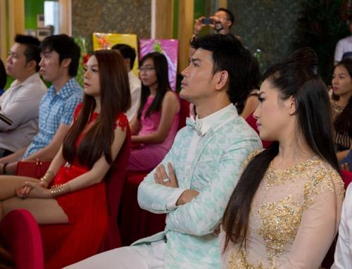 """Quách Thành Danh sánh vai """"Cô gái Trung Hoa"""" dự sự kiện thẩm mỹ - 6"""