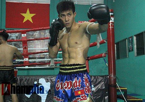 Võ sỹ Duy Nhất tung chiêu Muay Thái cực đỉnh - 14